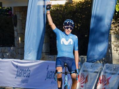Marc Soler, en la Challenge de Mallorca del 2020.