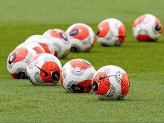 Anglaterra es prepara pel retorn del futbol