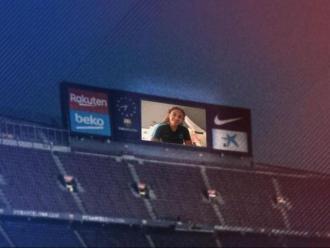 El Barça sentirà l'escalf de la seva gent