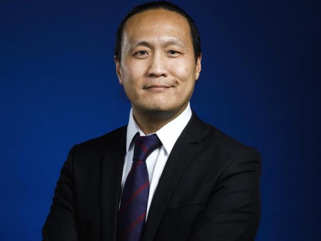 Dídac Lee, directiu responsable de l'àrea digital del FC Barcelona