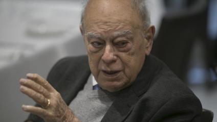 L'expresident de la Generalitat, Jordi Pujol