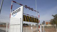 Centre logístic d'Amazon a Barberà del Vallès