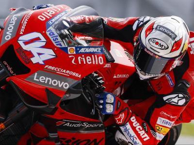 Dovizioso i Ducati no seguiran el 2021
