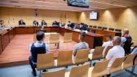 El judici s'ha celebrat durant dos dies al Palau de Justícia de Girona.