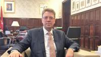Ferran Bel, secretari d'organització del PDeCAT i diputat de JxCat al Congrés