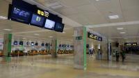Terminal de l'aeroport de Girona