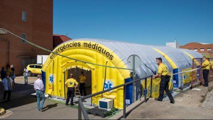 Alerta pel descontrol a Lleida
