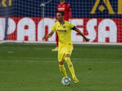 Soriano en el partit del seu retorn, el 22 de juny passat