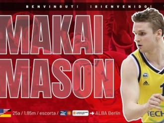 L'escorta Makai Mason