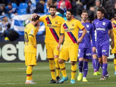 Messi, Piqué i Suárez, tres dels amenaçats