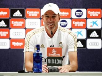 Zidane és conscient que un dels últims esculls per guanyar el títol de lliga passa per guanyar a San Mamés