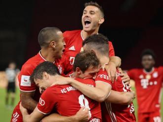 El Bayern, també campió de copa
