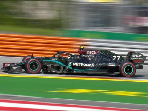La F-1 torna amb espectacle i triomf de Bottas (Mercedes)