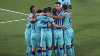 El Barça respira gràcies a un partit sòlid