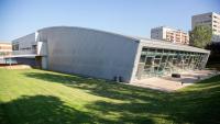 El gimnàs objecte de polèmica, al parc del Migdia de Girona