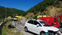 Un accident mortal de trànsit , a l'N-260 a Pont de Bar, a l'Alt Urgell, diumenge passat