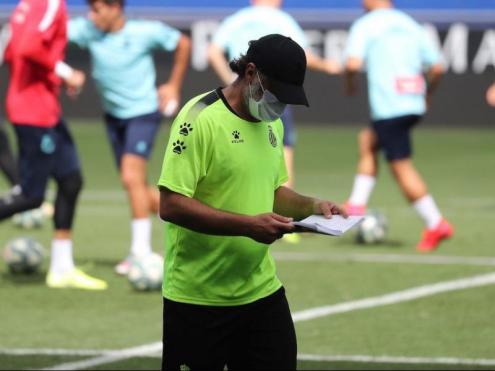 Rufete espera donar la sorpresa al Camp Nou