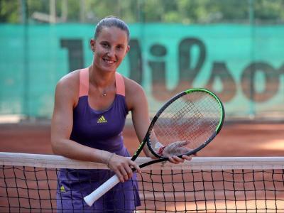 Marina Bassols, a les pistes del CT Girona