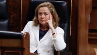 La vicepresidenta i ministre d'Afers Econòmics, Nàdia Calviño