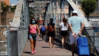 Pont de la Torrassa a L'Hospitalet de Llobregat
