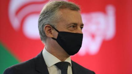 Iñigo Urkullu, reelegit aquest diumenge com a lehendakari
