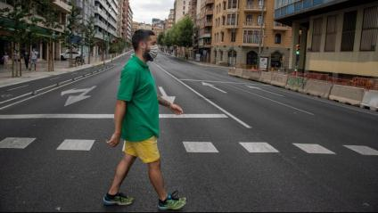 La jutge de guàrdia no ratifica l'enduriment del confinament de Lleida decretat pel Govern