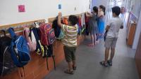 Casal d'estiu en una escola del Poble Nou de Barcelona