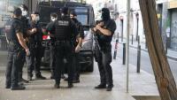Operatiu antiterrorista a la Barceloneta