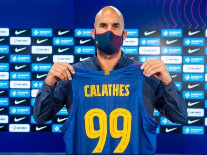 Calathes durà el 99