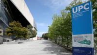 Seu del BarcelonaTech al Campus Nord de la UPC