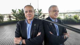 Pere Navarro és delegat del Consorci de la Zona Franca, entitat que depèn del Ministeri d'Economia, des de l'any 2018