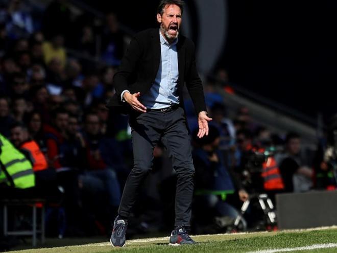 Vicente Moreno ja és nou entrenador de l'Espanyol per les pròximes tres temporades
