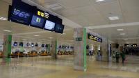 imatge de l'aeroport de Girona