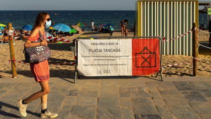 Catalunya ja supera els 100.000 casos de covid-19