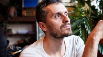Jordi Costa, creador de l'espectacle 'The Sing Sang Sung'