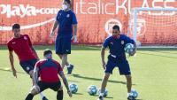L'entrenador del Girona