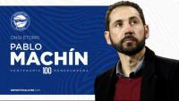 Nou repte per a Machín