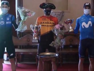 Edu Prades, tercer al Circuit de Getxo