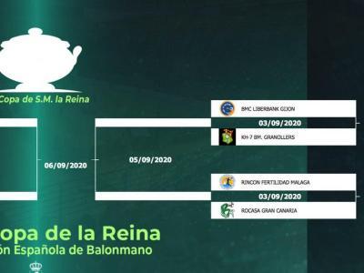 El KH-7 Granollers s'enfrontarà al Liberbank Gijón en els quarts de la copa femenina