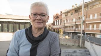 Mercè Rosich és l'actual presidenta del CA Manresa