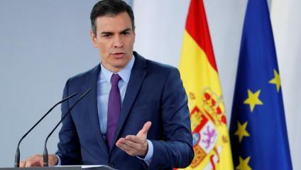 Pedro Sánchez, president del govern espanyol