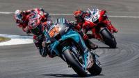 Fabio Quartararo intentarà estendre el seu domini a Brno