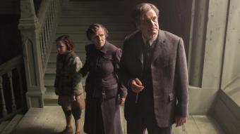Colin Firth i la nena Dixie Egerickx protagonitzen 'El jardín secreto'