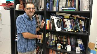 El professor Emilio Palomares és el nou director de l'ICIQ, en substitució de Miquel A. Pericàs