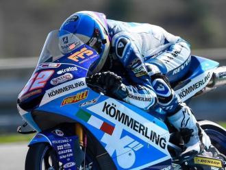 Jeremy Alcoba aquest cap de setmana a Brno