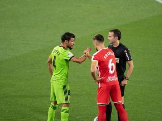 El Girona i l'Almeria ja van jugar fa un mes