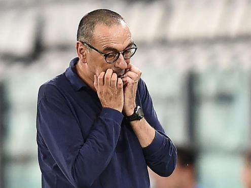 Sarri ha estat destituït com a tècnic de la Juve
