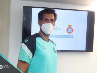 Diego López passa les proves mèdiques