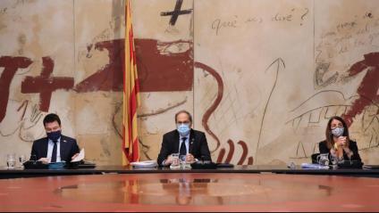 La Generalitat es personarà al cas del 3%