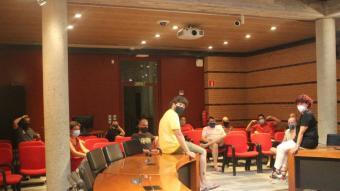 La reunió del Consell de Carnaval es va fer abans-d'ahir a la sala de plens